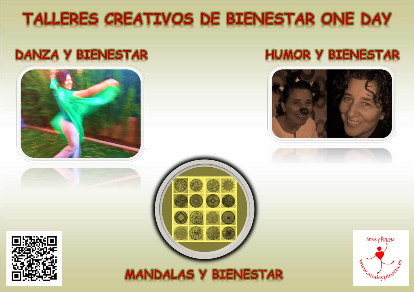 Talleres Creativos de Bienestar One Day