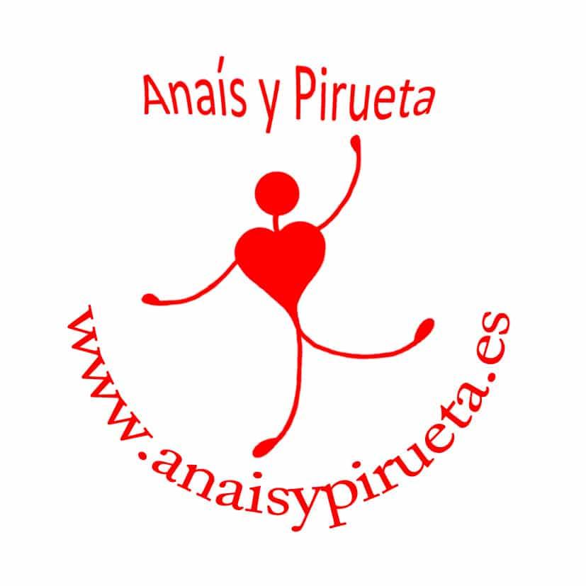 Logo Anaís y Pirueta