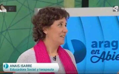 Entrevista en Aragón TV 'Danza y Bienestar'