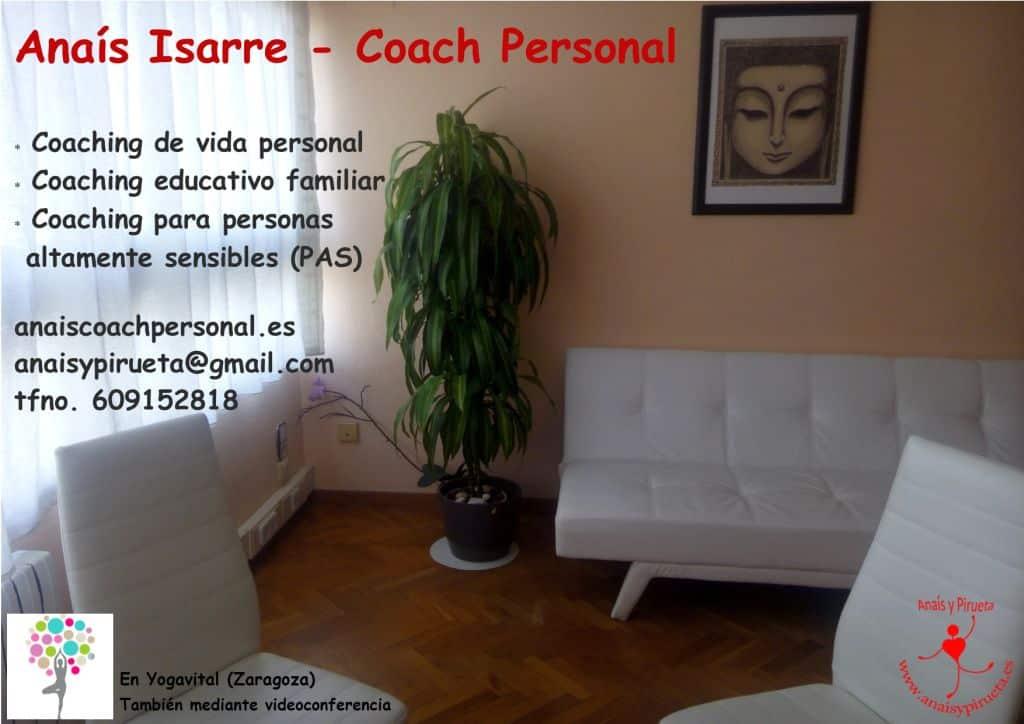Servicios de coaching en Zaragoza