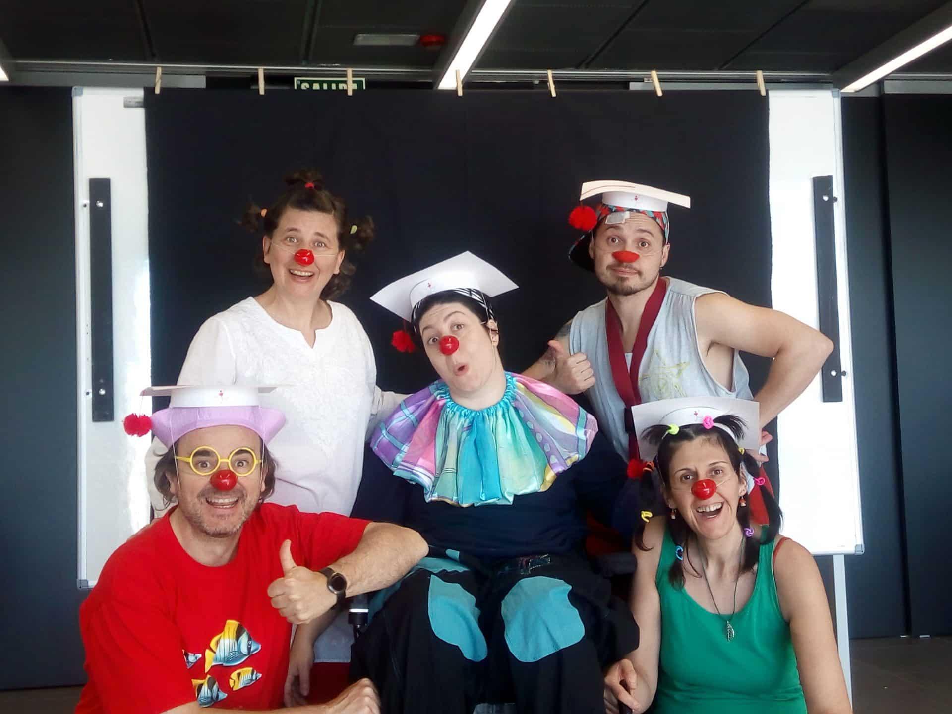 GraduadOAs ClownPetentes Primera Promoción