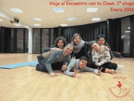 curso clown 1 2016