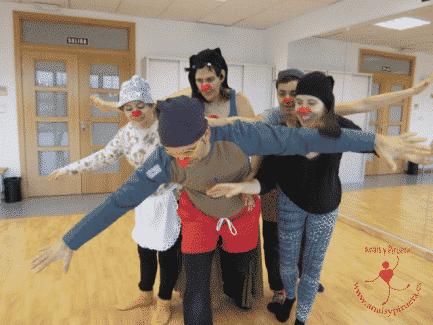 curso clown 3