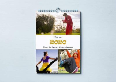 Calendario Pared 1