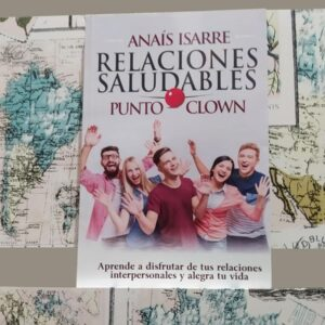 Libro Relaciones Saludables Punto Clown