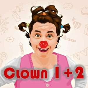 producto pack clown 1+2